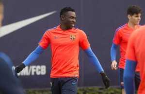 I've trained with Messi at Barcelona – Nigeria U-20 star, Ezekiel Bassey
